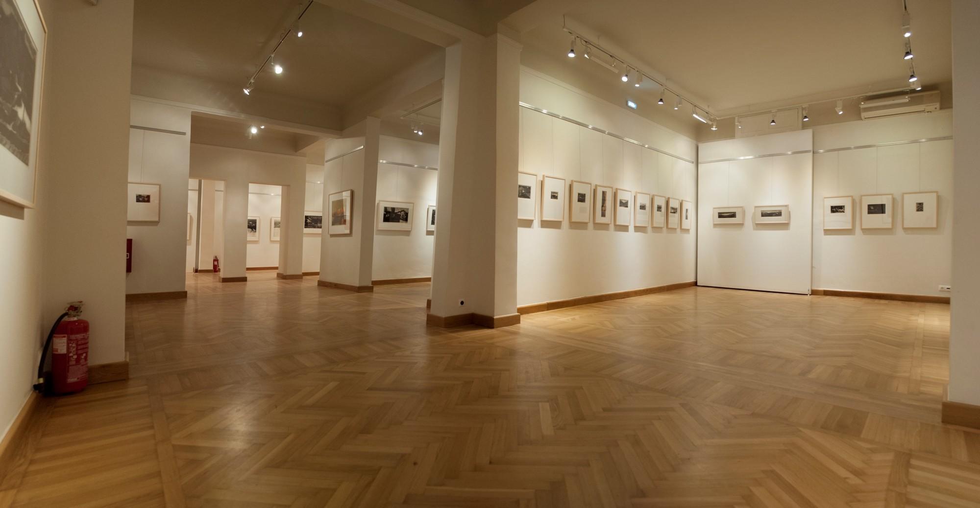 Μόνιμη συλλογή έργων στην Δημοτική Πινακοθήκη